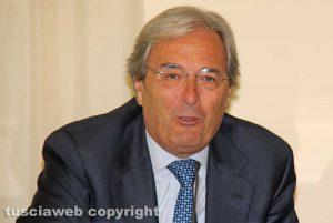 Viterbo - Il presidente dell'ordine dei medici Antonio Maria Lanzetti