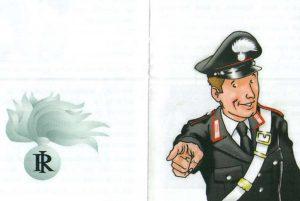 L'opuscolo dei carabinieri sui consigli contro le truffe agli anziani