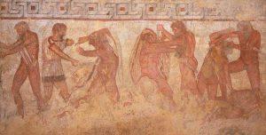 I dipinti della tomba François