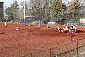 Sport - Rugby - L'incontro tra TusciaRugby e Lazio Rugby