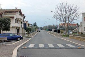 Pescia Romana - Via dei Glicini