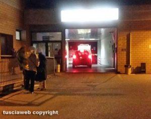 Viterbo - Ospedale di Belcolle - Il pronto soccorso