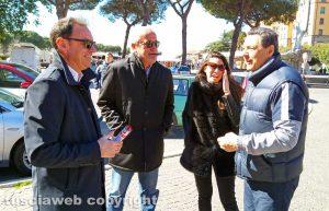 Dario Bacocco, Marco Milioni, Antonella Sberna e Giulio Marini