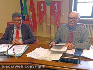 Giancarlo Daniele e Mauro Mazzola