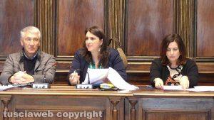 Viterbo - Seconda commissione - Treta, Ciambella e Lanzillotta