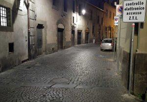 Viterbo - Via San Lorenzo