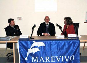 """Civitavecchia - La campagna informativa """"Mare mostro"""""""