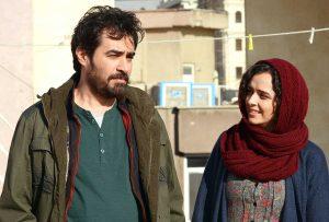 """Una scena de """"Il cliente di Asghar Farhadi"""""""