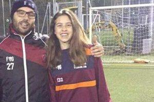 Sport - Calcio - Fulgur Tuscania - Gloria Alemanno