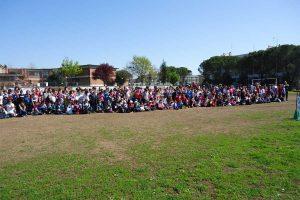 Sport - La giornata della velocità e dei lanci a Civita Castellana