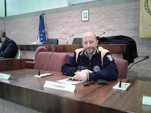 Carmelo Tulumello, direttore agenzia regionale Lazio protezione civile