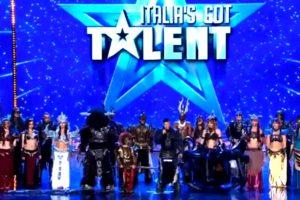 """Spettacolo - """"Il mondo ancestrale"""" a Italia's got talent"""