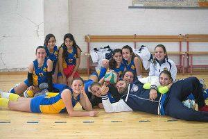 Sport - Pallavolo - Le pantere dell'under 13 femminile Vbc Viterbo