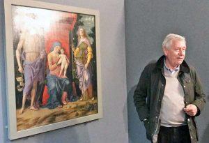 La Madonna col Bambino di Mantegna al Museo civico