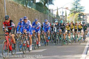 Sport - Ciclismo - La Tirreno-Adriatico 2017 a Viterbo
