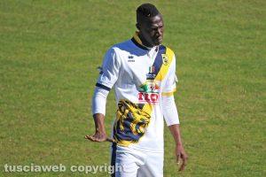 Sport - Calcio - Viterbese - Sulayman Jallow
