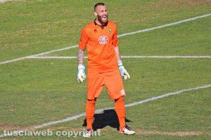 Sport - Calcio - Viterbese - Antony Iannarilli