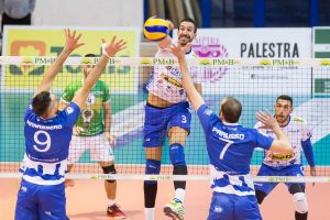La Maury's Tuscania volley in campo