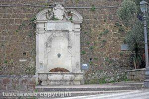 Civita Castellana - Il centro storico