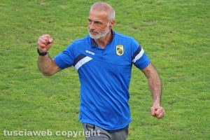 Sport - Calcio - Viterbese - Rosolino Puccica
