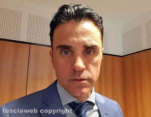 L'avvocato Luca Nisi