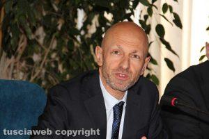 Il rettore Alessandro Ruggieri