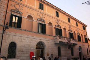 Tarquinia - Palazzo Bruschi Falgari