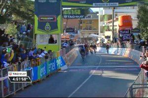 Sport - Ciclismo - La Tirreno-Adriatico a Montalto di Castro
