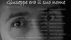 """Spettacolo teatrale """"Giuseppe... era il suo nome"""""""