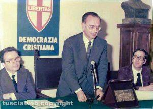 Giulio Andreotti, Attilio Jozzelli e Renzo Trappolini