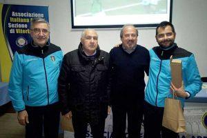 Sport - Calcio - L'ultima riunione degli arbitri viterbesi
