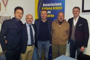Sport - Il raduno degli arbitri e degli osservatori di calcio a 5