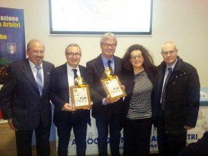 Gasbarri, Stella, Ceccarelli, Frontini, Palazzetti