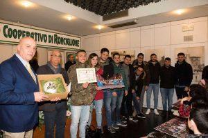 Ronciglione - Consegnati i premi Phersu 2017