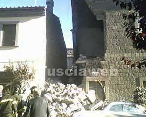 Viterbo - Il crollo del museo civico del 25 maggio 2005