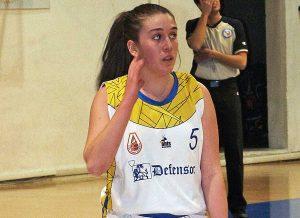 Sport - Basket - Defensor - Paola Raiola