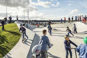 Montalto di Castro - Skate park, terminato l'iter per la realizzazione