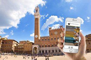 Siena - La segnaletica turistica di Skylab studios