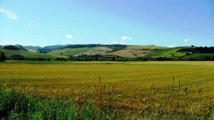 Tarquinia - La valle del Mignone