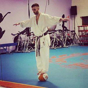 Karate - Il maestro Daicoro Principi