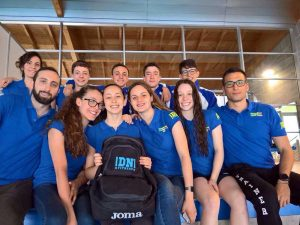 Sport - Nuoto - Gli allievi della piscina di Vallerano