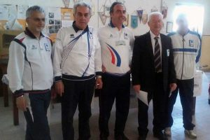 Sport - Bocce - Fabio Zangarelli vince il trofeo L.B. costruzioni