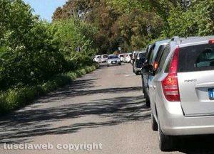 Traffico in tilt - Chilometri di coda sulla Tuscanese