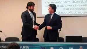 Riccardo Crisanti e Francesco Bigiotti