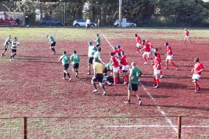 Sport - Rugby - Tusciarugby in campo