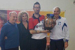 Sport - Bocce - Alessandro Faluschi vince il memorial Simone Cavalloro
