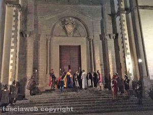 San Martino al Cimino - Venerdì Santo - Il processo al Cristo