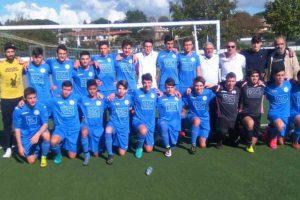 Sport - Calcio - I ragazzi della Polisportiva Oriolo