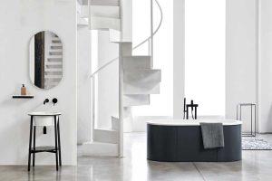 Catino tondo - Collezione I CatinI, design Andrea Parisio e Giuseppe Pezzano