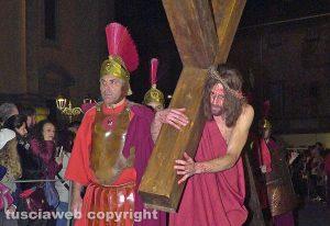 Bagnaia – La processione del Cristo morto